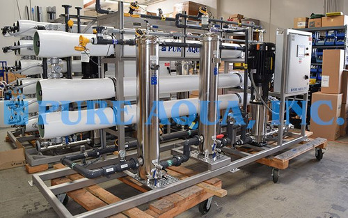 Industrial RO for Irrigation (Sulfate Reduction) USA