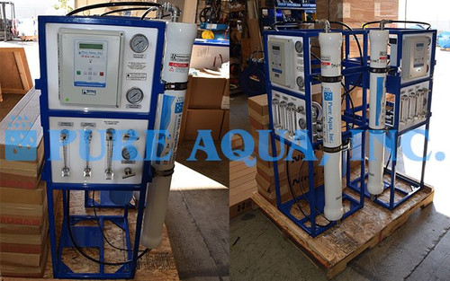 Commercial High Salinity Reverse Osmosis Systems Lebanon