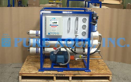 Commercial desalination System Indonesia
