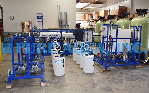 Commercial Desalination Reverse Osmosis Systems Maldives