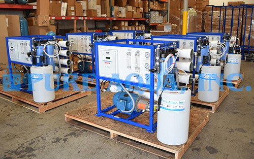 Commercial Watermaker Systems for Drinking Water Mexico