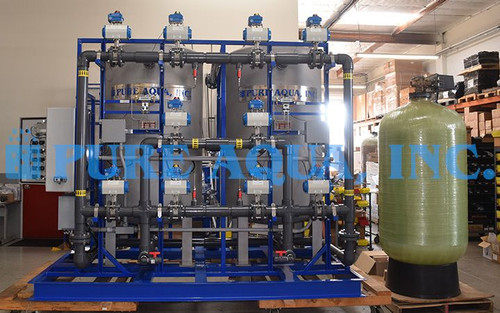 Duplex Filtration System for Mercury Reduction 150 GPM - USA