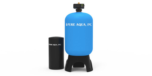 Commercial Water Softener SF-200F with Fleck Valve - image1