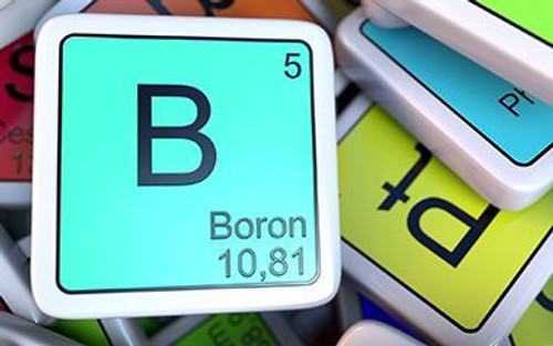 Boron Removal from Water
