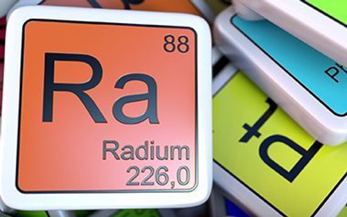 Radium and Uranium Removal From Water