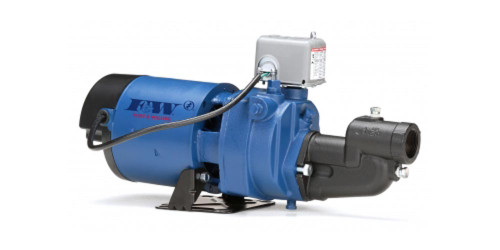 CPJS Shallow Well Jet Pump Series
