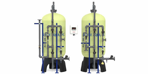 Industrial Water Deionizer DM-6100 - image1