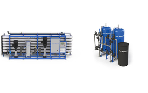 The Difference Between Water Softeners and Nanofiltration
