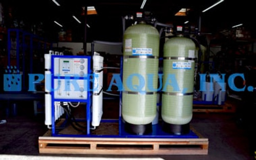 Reverse Osmosis System for Nitrate Removal USA