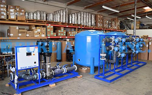 Duplex Media Filtration System 600 GPM - USA