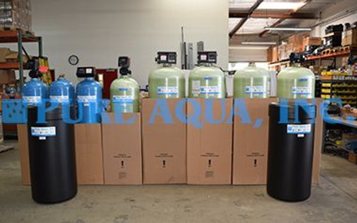Commercial Filtration System for General Use 20 GPM - Jordan
