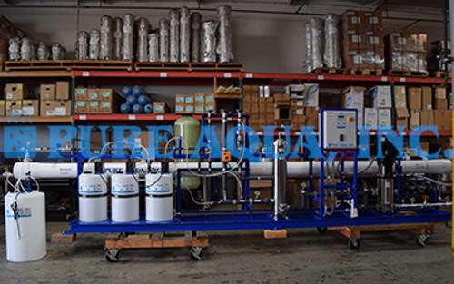 Brackish Water Reverse Osmosis Package