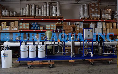 Brackish Water Reverse Osmosis Package