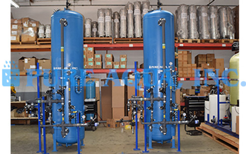 Water Treatment System for Hospital Use Kuwait