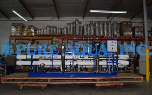 Industrial Reverse Osmosis Machines Afghanistan