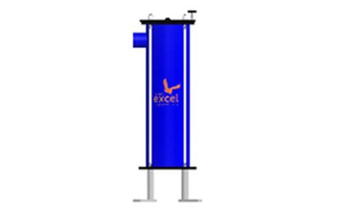 Eden FRP Single Bag Filter Vessel