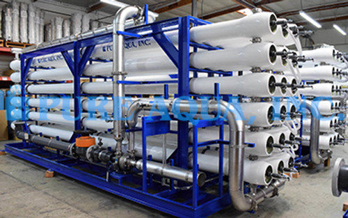 Desalination Plants 951,000 GPD - Saudi Arabia