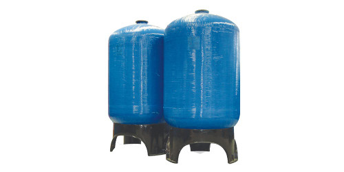 Clack Industrial Mineral Tanks