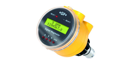 Signet 2551 Magmeter Flow sensors