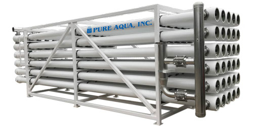 Large Industrial Brackish Reverse Osmosis Systems