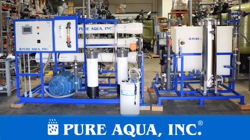 Desalination SWRO System for Marine Use