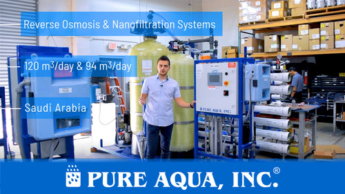 Reverse Osmosis/Nanofiltration Systems