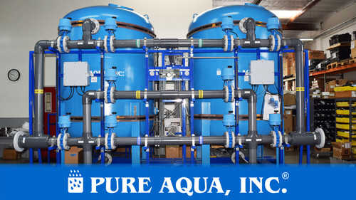 High Efficiency Reverse Osmosis system kuwait
