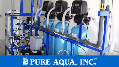 Containerized Commercial Reverse Osmosis Systems