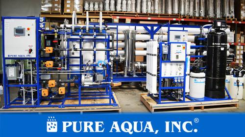 Ultrafiltration w/ Reverse Osmosis System 12,000 GPD - Canada
