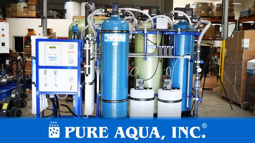 Skidded Reverse Osmosis System 12,000 GPD - Maine, USA