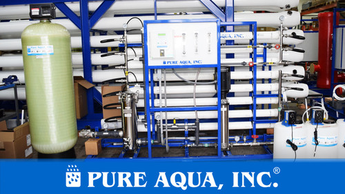 Agricultural Reverse Osmosis System 24,000 GPD | Oman |