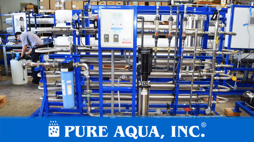 Recycled Water Reverse Osmosis System