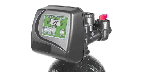 Water Filter & Softeners with Clack WS1.25SP Control Valve