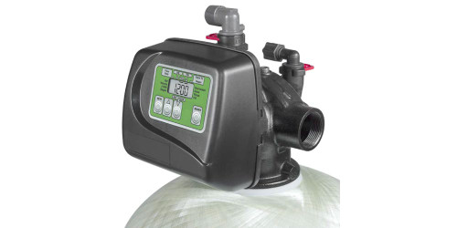 Water Filter & Softeners with Clack WS1.5SP Control Valve