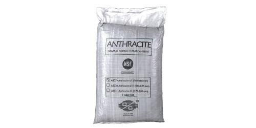 Clack Anthracite Filtration Media