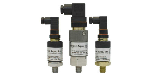 High & Low Pressure Switches PS Series