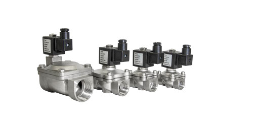Stainless Steel Solenoid Valves SV Series