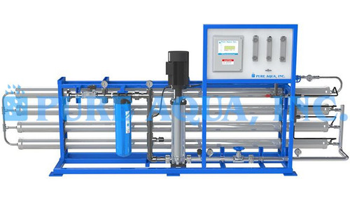 Brackish Reverse Osmosis System 15,000 GPD - Egypt