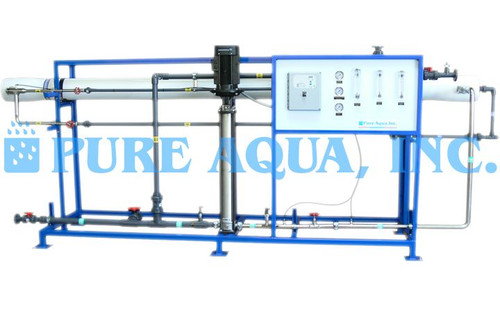 Reverse Osmosis System 20,000 GPD - Russia