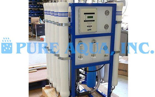 Commercial Brackish RO Unit 15,000 GPD - Bahrain
