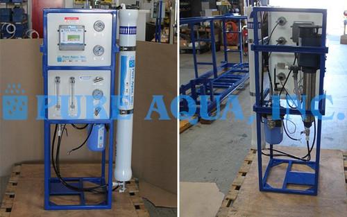 Commercial BWRO Unit 1500 GPD - USA