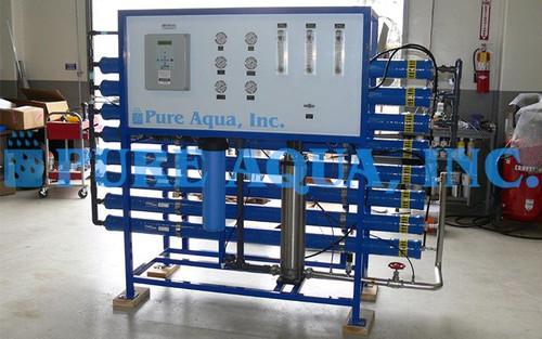 Brackish Water Reverse Osmosis 21,000 GPD - Kuwait
