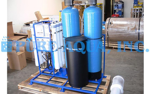 Commercial Brackish RO System 9,000 GPD - USA