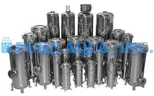 Multi Cartridge Stainless Steel Filter Housing - UAE
