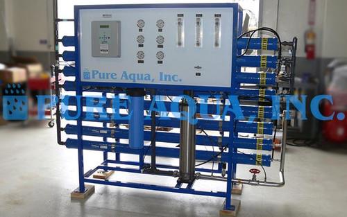 Brackish Water RO System 24,000 GPD - Yemen