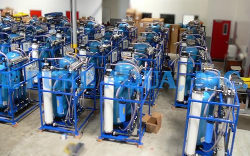 Ultrafiltration Systems 225 X 32,000 GPD - Iraq