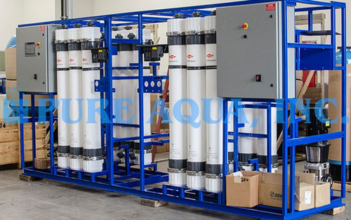 Ultrafiltration and Nanofiltration Skids 20-50 GPM - USA