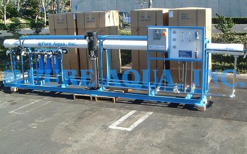 Brackish Reverse Osmosis System 43,000 GPD - UAE