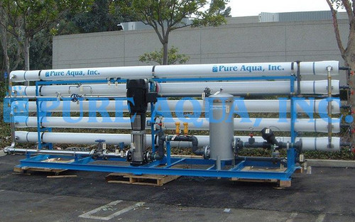 Reverse Osmosis System 200,000 GPD - Philippines