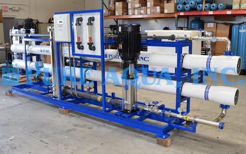 Reverse Osmosis System 75000 GPD - Yemen